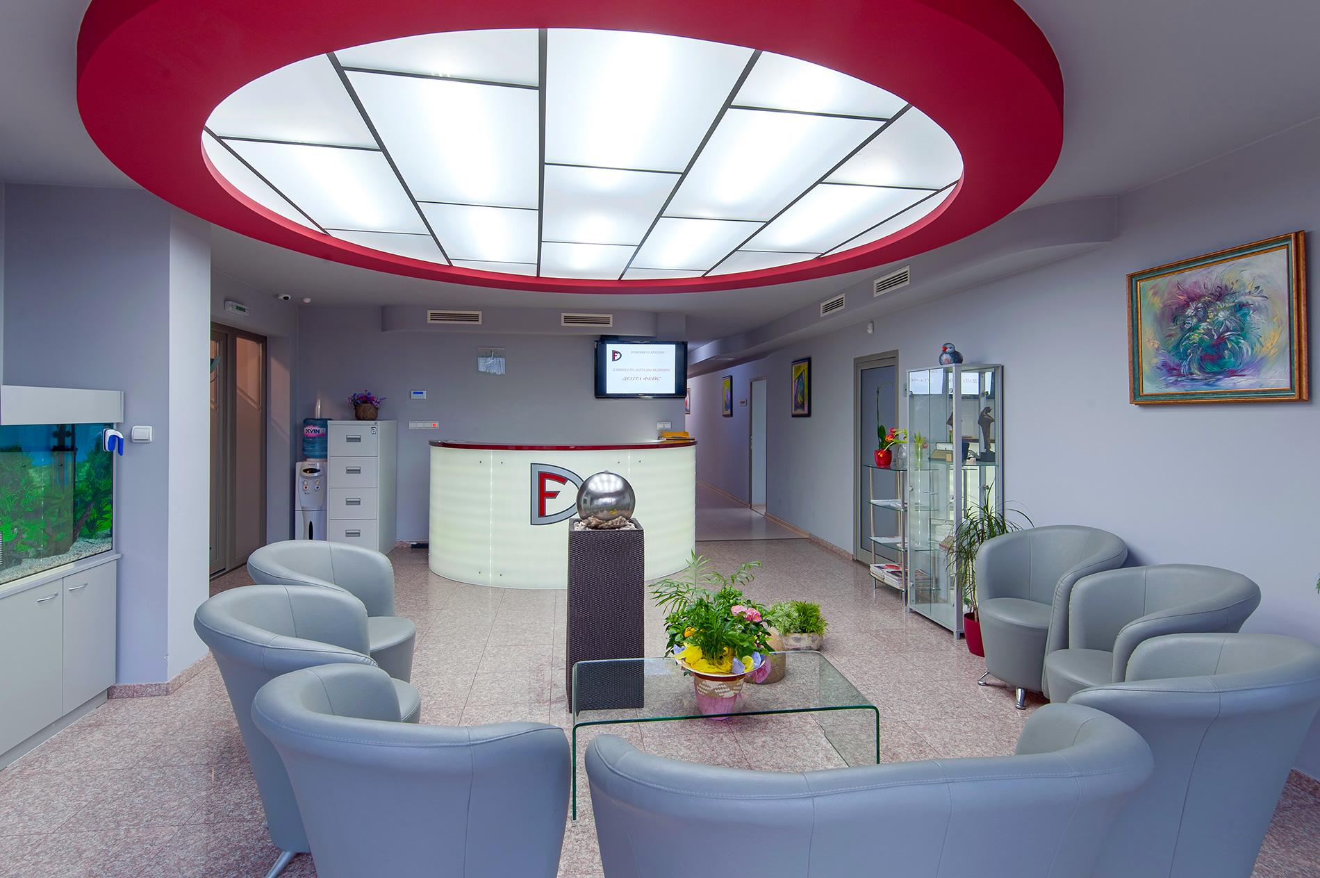 Дентафейс - клиника по дентална медицина